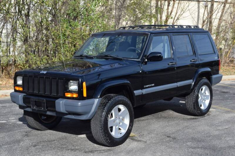 1999 Jeep Cherokee 4dr Classic 4WD SUV - Waukesha WI