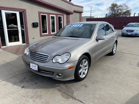 2007 Mercedes-Benz C-Class for sale at Sexton's Car Collection Inc in Idaho Falls ID