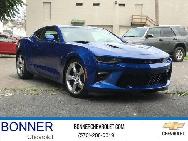 2018 Chevrolet Camaro for sale at Bonner Chevrolet in Kingston PA