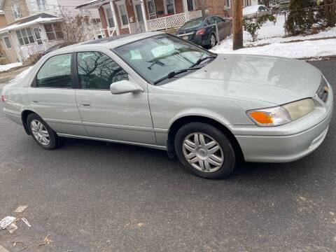 2001 Toyota Camry for sale at Michaels Used Cars Inc. in East Lansdowne PA