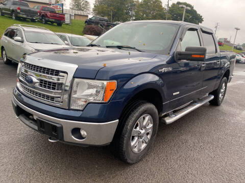 2013 Ford F-150 for sale at Ball Pre-owned Auto in Terra Alta WV