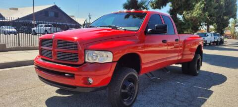 2004 Dodge Ram Pickup 3500 for sale at Alltech Auto Sales in Covina CA