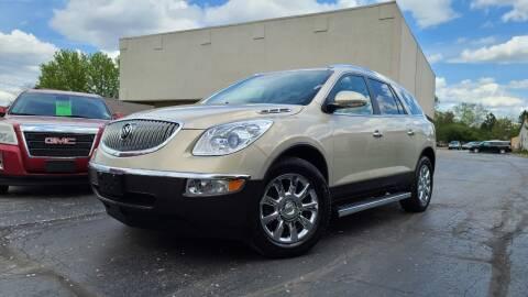 2012 Buick Enclave for sale at Sedo Automotive in Davison MI