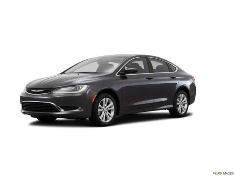 2016 Chrysler 200 for sale at Winchester Mitsubishi in Winchester VA