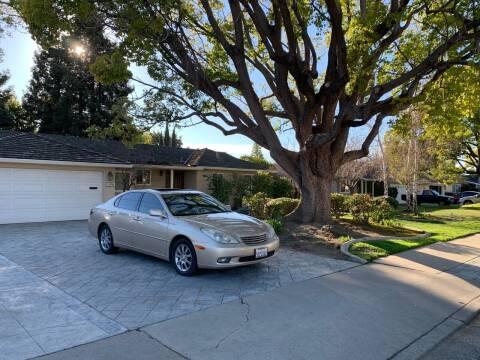 2004 Lexus ES 330 for sale at Blue Eagle Motors in Fremont CA