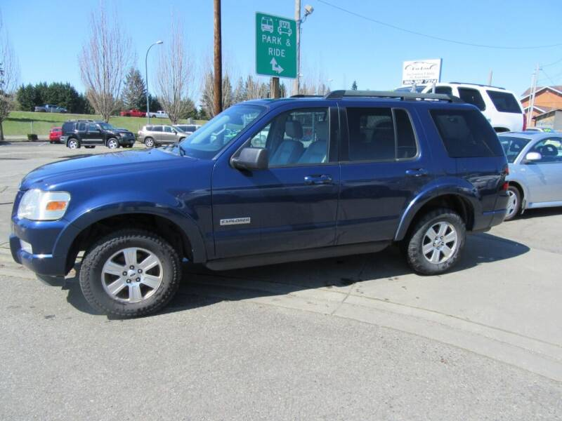 2008 Ford Explorer for sale at Car Link Auto Sales LLC in Marysville WA