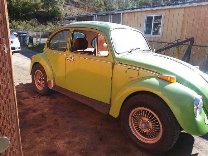 1977 Volkswagen Super Beetle for sale in Cadillac, MI