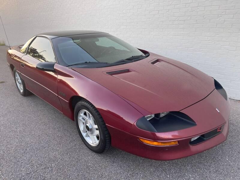 1995 Chevrolet Camaro for sale at Best Value Auto Sales in Hutchinson KS