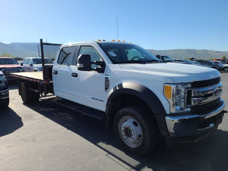 2017 Ford F-550 Super Duty for sale at KA Commercial Trucks, LLC in Dassel MN