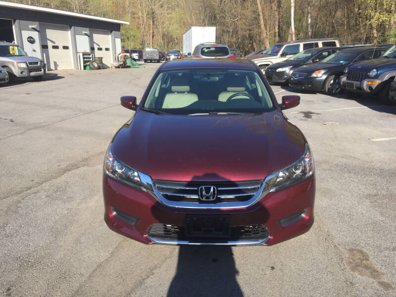 2014 Honda Accord for sale at Mikes Auto Center INC. in Poughkeepsie NY