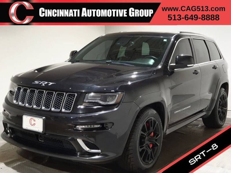 2014 Jeep Grand Cherokee for sale at Cincinnati Automotive Group in Lebanon OH
