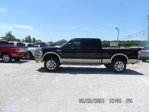 2008 Ford F-250 Super Duty for sale at Town and Country Motors in Warsaw MO