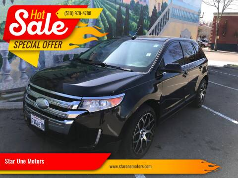 2012 Ford Edge for sale at Star One Motors in Hayward CA