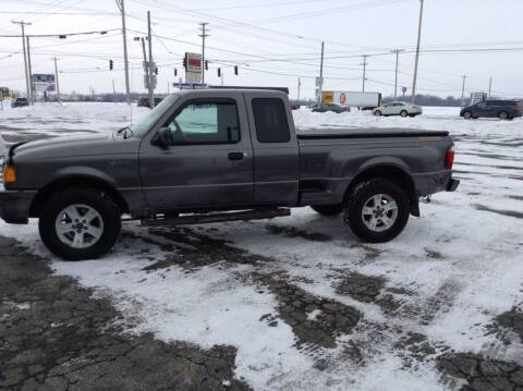 2004 Ford Ranger for sale at Kevin's Motor Sales in Montpelier OH