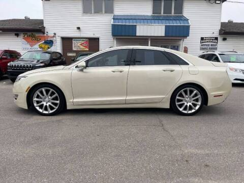 2016 Lincoln MKZ for sale at Twin City Motors in Grand Forks ND