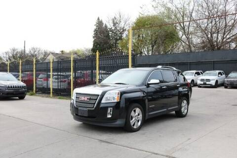 2014 GMC Terrain for sale at F & M AUTO SALES in Detroit MI