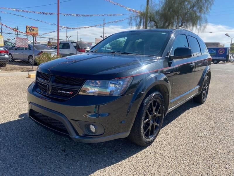 2013 Dodge Journey for sale at Ram Auto Sales LLC in Phoenix AZ