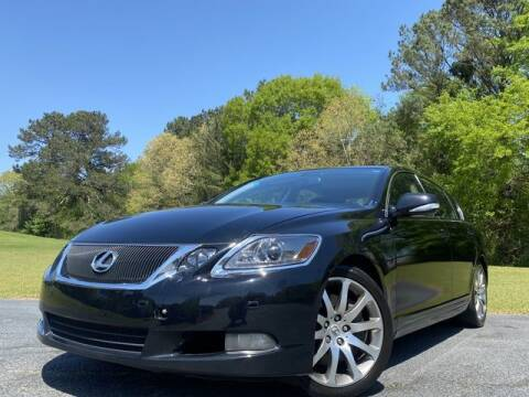 2008 Lexus GS 460 for sale at Global Pre-Owned in Fayetteville GA