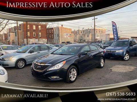 2013 Hyundai Sonata for sale at Impressive Auto Sales in Philadelphia PA