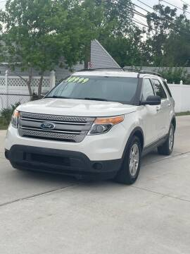 2011 Ford Explorer for sale at Suburban Auto Sales LLC in Madison Heights MI