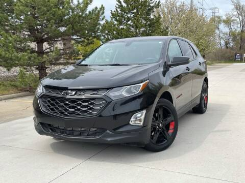 2019 Chevrolet Equinox for sale at A & R Auto Sale in Sterling Heights MI