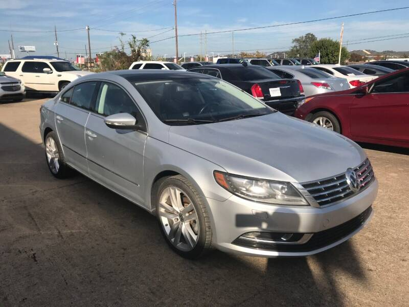 2013 Volkswagen CC for sale at Discount Auto Company in Houston TX