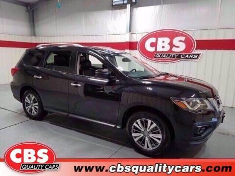 2019 Nissan Pathfinder for sale at CBS Quality Cars in Durham NC