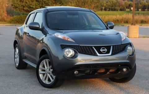 2012 Nissan JUKE for sale at Big O Auto LLC in Omaha NE