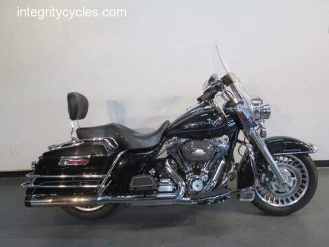 2013 Harley-Davidson Road King for sale at INTEGRITY CYCLES LLC in Columbus OH