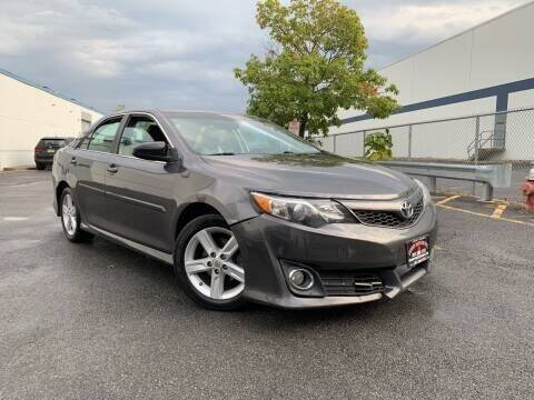 2014 Toyota Camry for sale at JerseyMotorsInc.com in Teterboro NJ