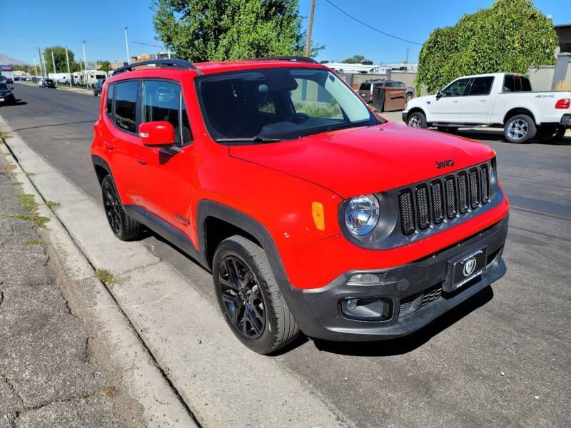 2017 Jeep Renegade for sale at High Line Auto Sales in Salt Lake City UT