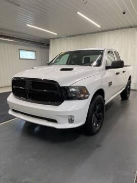 2019 RAM Ram Pickup 1500 Classic for sale at Monster Motors in Michigan Center MI
