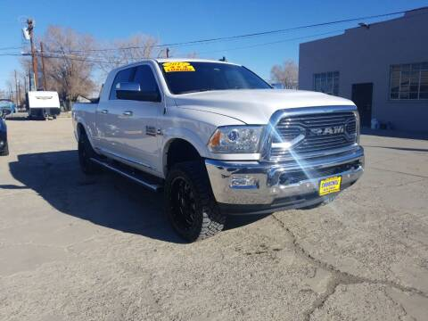 2017 RAM Ram Pickup 2500 for sale at CHURCHILL AUTO SALES in Fallon NV