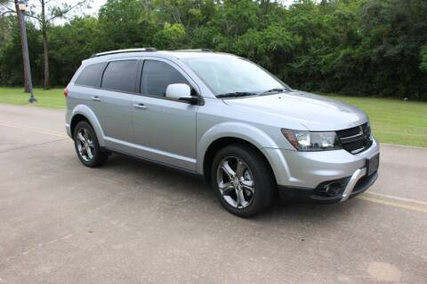 2015 Dodge Journey for sale at Clear Lake Auto World in League City TX