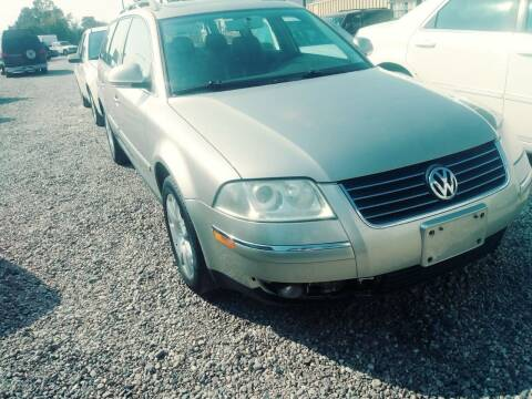2005 Volkswagen Passat for sale at DK Super Cars in Cheyenne WY