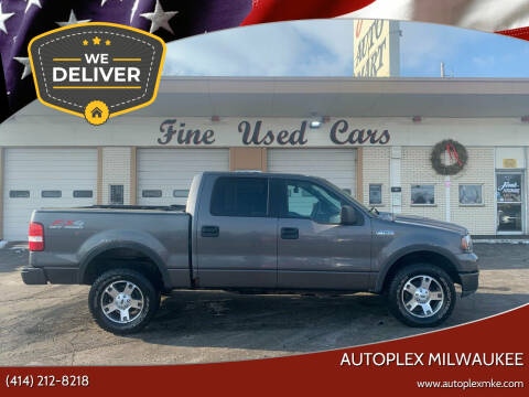 2005 Ford F-150 for sale at Autoplex 3 in Milwaukee WI
