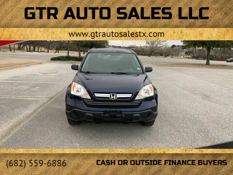 2007 Honda CR-V for sale at GTR Auto Sales LLC in Haltom City TX
