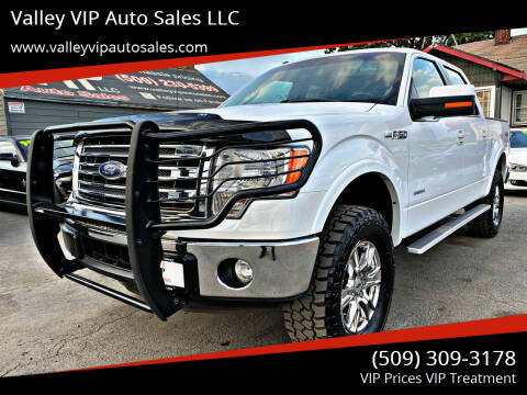 2014 Ford F-150 for sale at Valley VIP Auto Sales LLC in Spokane Valley WA