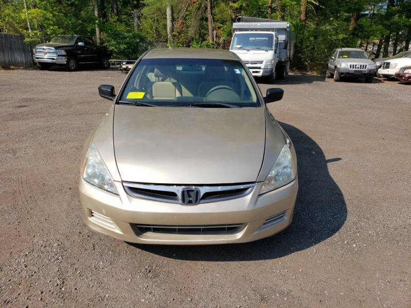 2006 Honda Accord for sale at 1st Priority Autos in Middleborough MA