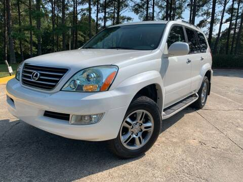 2009 Lexus GX 470 for sale at Selective Imports in Woodstock GA