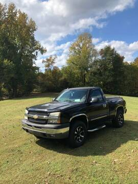 2005 Chevrolet Silverado 1500 for sale at Gregs Auto Sales in Batesville AR