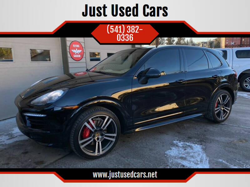 2014 Porsche Cayenne for sale at Just Used Cars in Bend OR