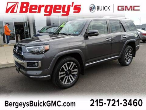 2015 Toyota 4Runner for sale at Bergey's Buick GMC in Souderton PA