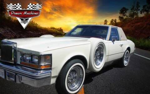 1978 Cadillac Seville for sale at Dream Machines USA in Lantana FL