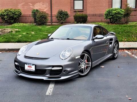 2007 Porsche 911 for sale at SEATTLE FINEST MOTORS in Lynnwood WA