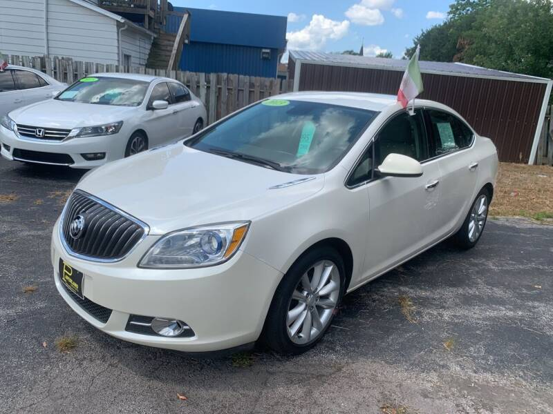 2013 Buick Verano for sale at PAPERLAND MOTORS in Green Bay WI