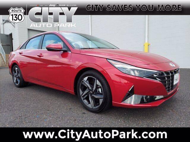 2021 Hyundai Elantra for sale at City Auto Park in Burlington NJ