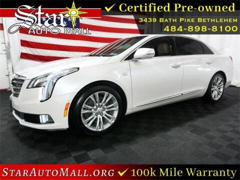 2018 Cadillac XTS for sale at STAR AUTO MALL 512 in Bethlehem PA