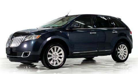 2013 Lincoln MKX for sale at Houston Auto Credit in Houston TX