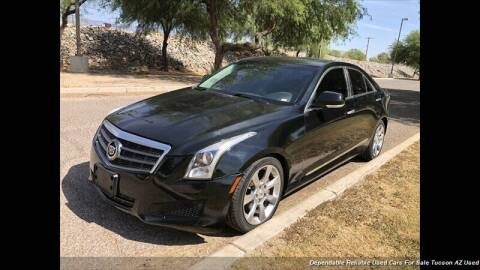 2014 Cadillac ATS for sale at Noble Motors in Tucson AZ
